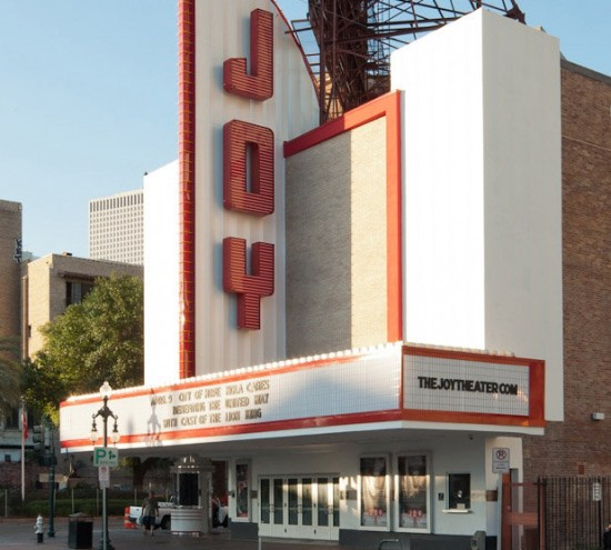 Joy Theatre Carriere Stumm Construction Carriere Stumm