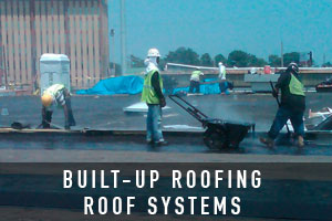 Built-Up-Roofing-Roof-Systems