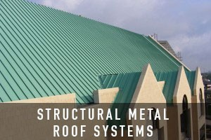 Structural-Metal-Roof-Systems
