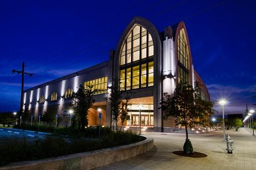 Xavier University Convocation Center Amp Annex Building