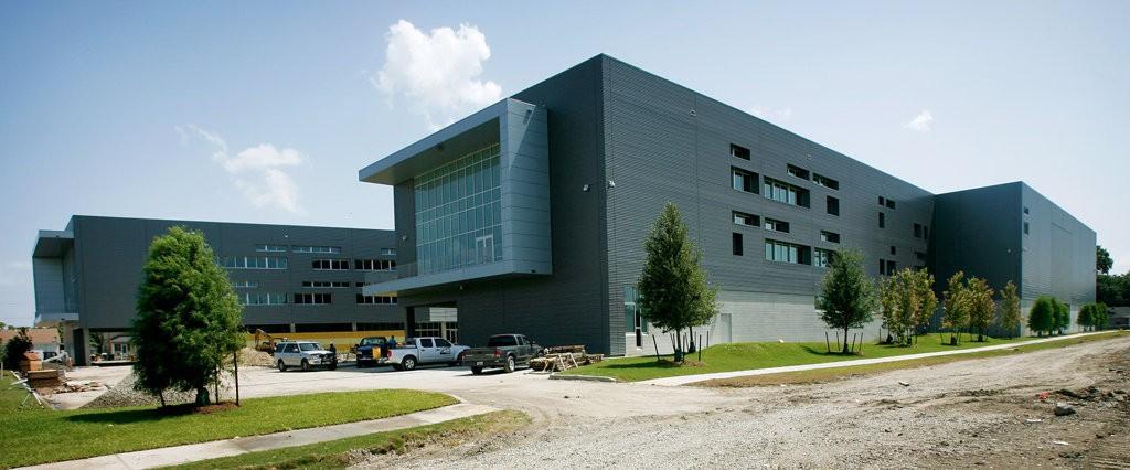 L B Landry High School Carriere Stumm Construction