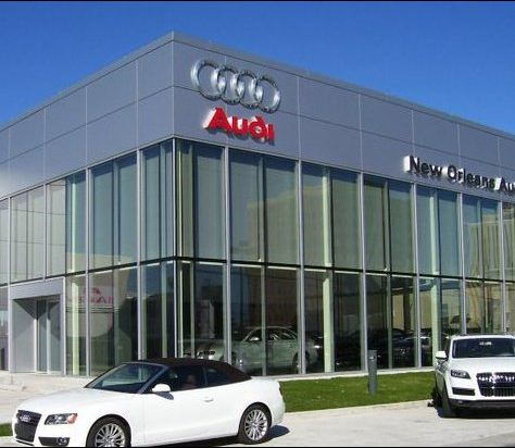 Audi New Orleans