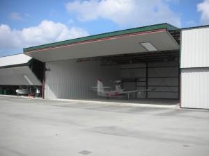 Corp Hangar